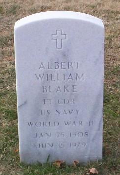 Albert William Blake
