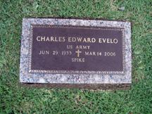 Charles Edward Spike Evelo