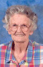 Mildred Darlene <i>Phelps</i> Creech