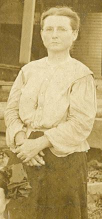Sarah Jane Sallie <i>Carver</i> Bailey