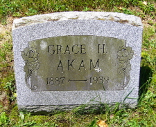 Grace Hudson Bagley Akam