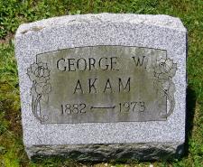 George Willis Akam