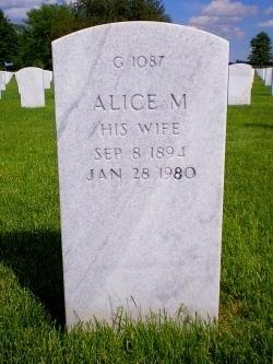 Alice Mae <i>Root</i> Gentleman