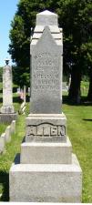 Amelia M. Allen