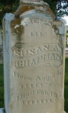 Susan Amelia <i>Risley</i> Chapman