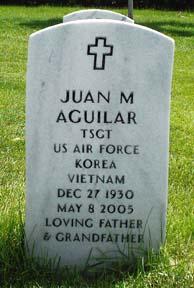 Sgt Juan M. Aguilar