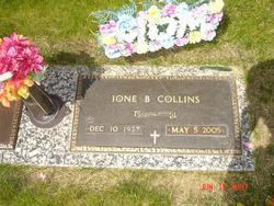 Ione B Collins