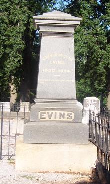 John Hamilton Evins