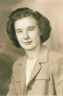 Jane Elizabeth <i>Keever</i> Burhenn