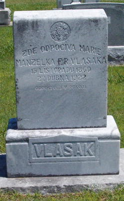 Marie Vlasaka