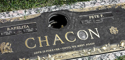 Pete F Chacon