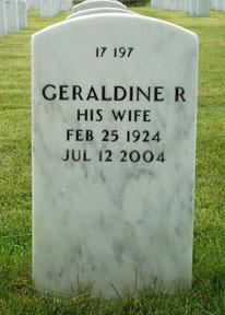 Geraldine R. Aldrich