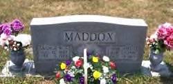 George Washington Maddox, Jr