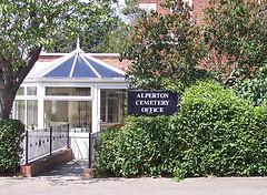 Alperton Cemetery