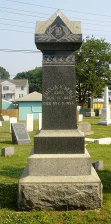Amelia V. Bedle