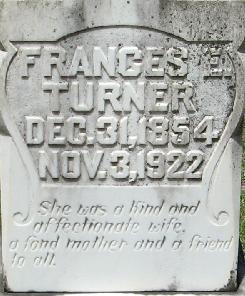 Frances <i>Breland</i> Turner