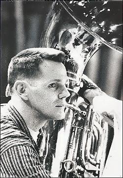 John William Bill Barber