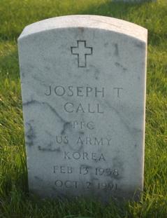 Joseph Theodore Call