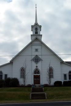 Saint Jacobs Lutheran Cemetery