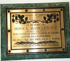 Ross Lewis Mangles