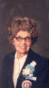 Edna May <i>Juel</i> Klaassen