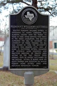 Pleasant Williams Kittrell