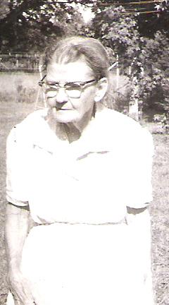 Helen Virginia <i>Thornhill</i> Gerald
