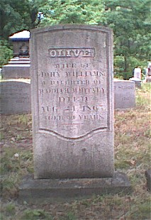 Olive <i>Whitney</i> Williams
