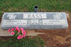 Warren O. Bass