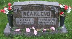 W. Faye Weaklend
