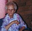 Clara Ethel <i>Burks Carman</i> Gage
