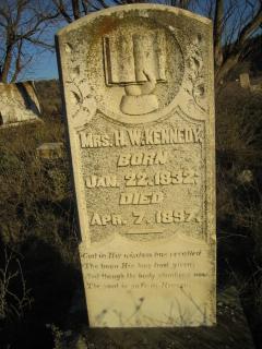 Mrs H. W. Kennedy