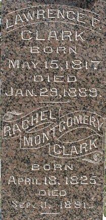 Rachel <i>Montgomery</i> Clark