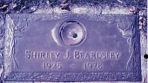 Shirley J. <i>Stout</i> Beardsley