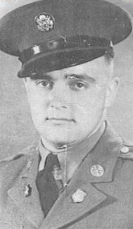 Sgt Ernst D Ellerbruch