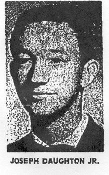 PFC Joseph Daniel Daughton, Jr