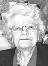 Irene Hattie Edgar