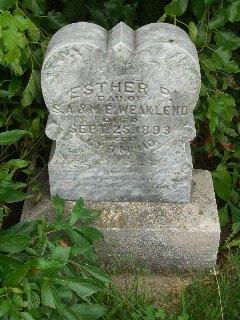 Esther P. Weaklend
