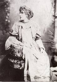 Margaret <i>Metcalfe</i> Jefferson