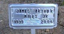 James Arthur Mills, Jr