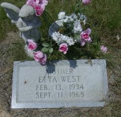 Etta West <i>Langley</i> Turner