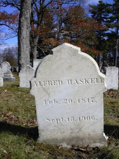 Alfred Haskell