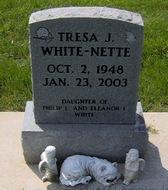 Tresa J. White-Nette