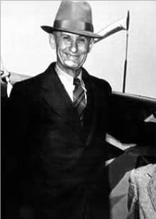 Clyde Vernon Cessna