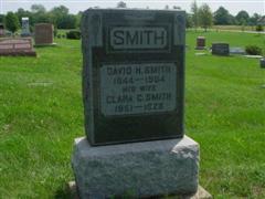 Clara Charlotte <i>Hartshorn</i> Smith