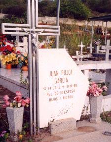 Juan Pujol Garc�a