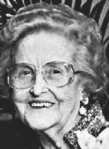 Alma Berniece <i>Barron</i> Harshaw