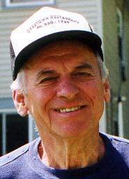 Rev Robert Cyrus Bob Harbach