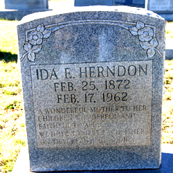 Ida E. Herndon
