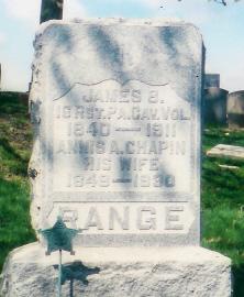 Annis Amelia <i>Chapin</i> Range